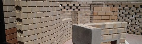 INTERLOCKING BLOCK WALLING SOLUTIONS